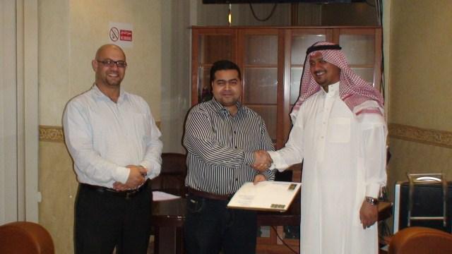 التقرير المصور لحفل توزيع جوائز مسابقة السوق السعودي ( الجولة الثانية ) نادي خبراء المال