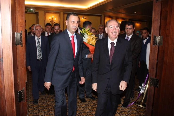 """بالصور:مؤتمر الأردن - نادي خبراء المال """"أفضل موقع تعليمي فى أسواق المال العالمية 2013 نادي خبراء المال"""